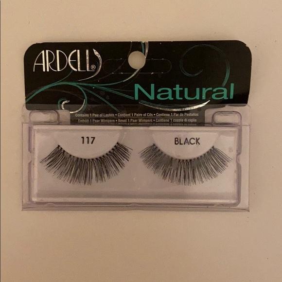 new! ardell false eyelashes black fake eyelashes